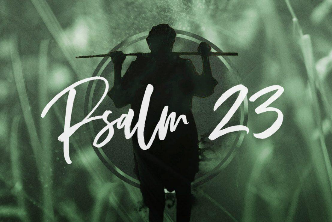 Psalm 23 Part 8